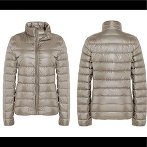 ZShow Lightweight Puffer Down Jacket